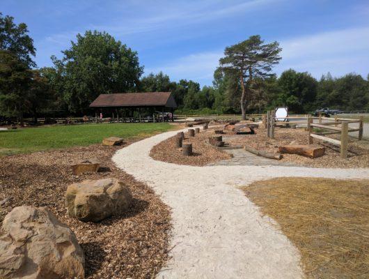 Playground upgrades and maintenance