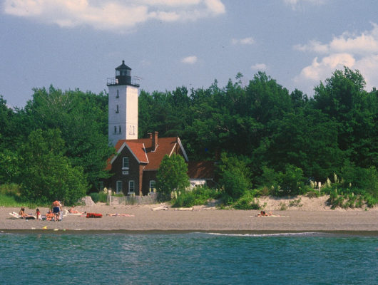 Presque Isle Lighthouse Acquisition & Restoration Seed Funding