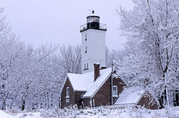 A Presque Isle winter