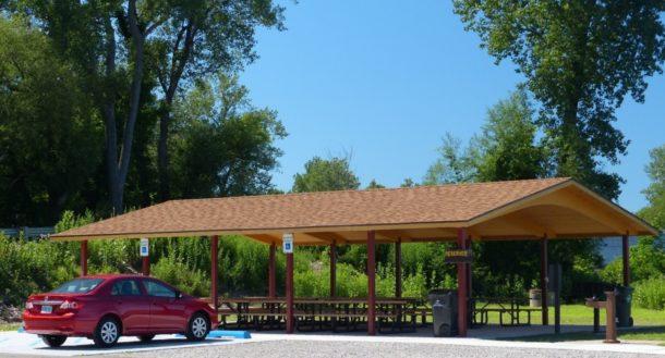 Perry Monument Pavilion Erie Pa