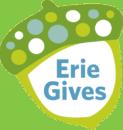 Erie Gives logo