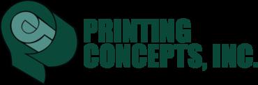 Printing Concepts logo