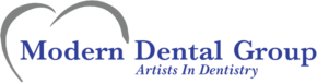Modern Dental logo